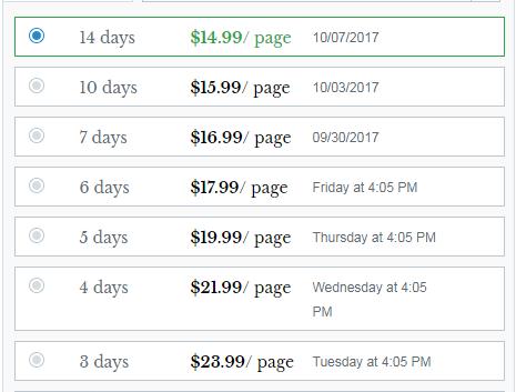 grabmyessay.com prices